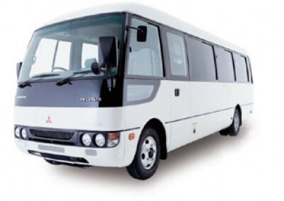 24 Seat Standard Minibus